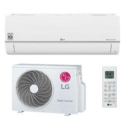 Klima uređaj LG Sirius PC12SQ (hlađenje 3.5 kW, grijanje 4.0 kW, DUAL inverter, Wi-Fi modul)