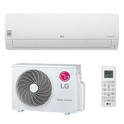 Klima uređaj LG Sirius PC18SQ (hlađenje 5,0 kW, grijanje 5,8 kW, DUAL inverter, Wi-Fi modul)