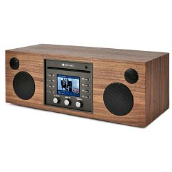 Kompaktni audio sustav COMO AUDIO Musica walnut