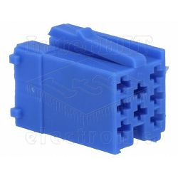 Konektor Mini ISO plavi