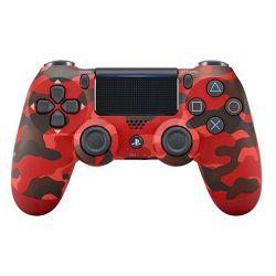 Kontroler PLAYSTATION 4 SONY DUALSHOCK v2 Red Camouflage
