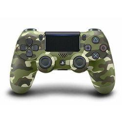 Kontroler PLAYSTATION 4 SONY DUALSHOCK v2 Green Camo