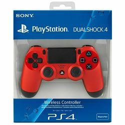 Kontroler za PS4 DUALSHOCK wireless CONTROLLER MAGMA RED