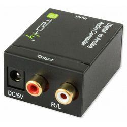 Konverter digitalno analogni TECHLY DTA HIFI