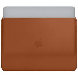 Kožna torbica APPLE Leather Sleeve for 13-inch MacBook Pro - Saddle Brown