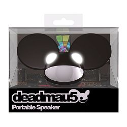 Prijenosni zvučnik DEADMAU5 Mini Buddy crni
