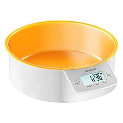 Kuhinjska vaga SENCOR SKS 4004OR narančasti