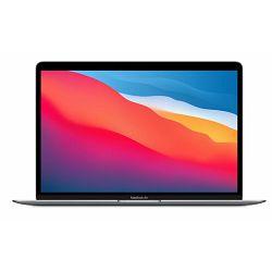 Laptop APPLE MacBook Air 13.3 SPG/8C CPU/7C GPU/8GB/256GB-ZEE Space Gray, mgn63ze/a