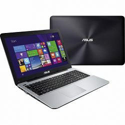 Laptop ASUS F555LB-DM114D (15.6, i7, 8GB RAM, 1TB HDD, NVIDIA 2GB,  FreeDOS)