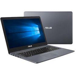 Laptop ASUS N580GD (15.6, i7, 8GB RAM, 1TB HDD, 128GB SSD, NVIDIA 4GB, Win10)