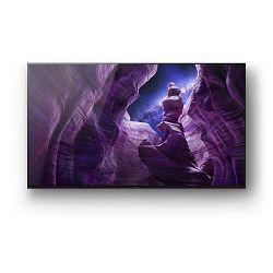LCD TV SONY KE-55A8 BAEP (140 cm, UHD 4K, Smart, HDR 10, DVB-S2, jamstvo 2 god)