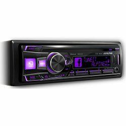 Autoradio ALPINE CDE-185BT (USB, CD, MP3, Bluetooth, iPhone)