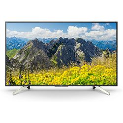 TV SONY Bravia KD-49XF7596 (LED, UHD, Smart Android TV, HDR, DVB-T2/C/S2, 124 cm)