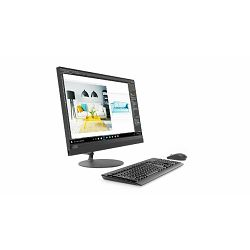 Lenovo AiO 520 i3/4GB/1TB/IntHD/23.8FHD/DOS/crni