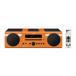 Linija YAMAHA PIANOCRAFT MCR-B043D orange (DAB/DAB+, CD, USB, Bluetooth)