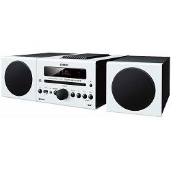 Linija YAMAHA PIANOCRAFT MCR-B043D bijela (DAB/DAB+, CD, USB, Bluetooth)