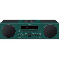 Linija YAMAHA PIANOCRAFT MCR-B043D zelena (DAB/DAB+, CD, USB, Bluetooth)