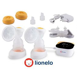 Izdajalica električna i masažer LIONELO TWEE, ugrađena baterija