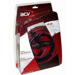 Set kablova za ugradnju POJAČALA ACV LK-20 20MM2