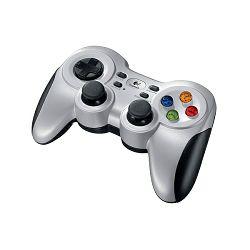 Gamepad LOGITECH F710 bežični za PC, srebrno-crna