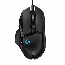 Miš LOGITECH G502 HERO gaming crni