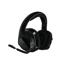 Slušalice LOGITECH G533 bežične s mikrofonom, 7.1, USB