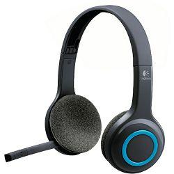 Slušalice bežične s mikrofonom LOGITECH H600 USB