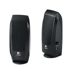 Zvučnici za PC 2.0 LOGITECH S-120 2.0 OEM crni