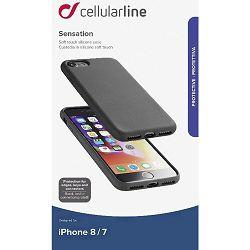 Maska za mobitel CELLULARLINE iPHONE 7/8 crna