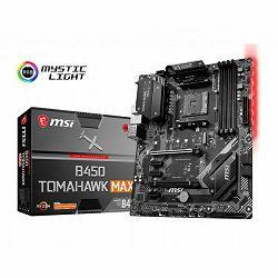 Matična ploča MSI B450 Tomahawk Max, AM4, DDR4, U3, m.2, ATX