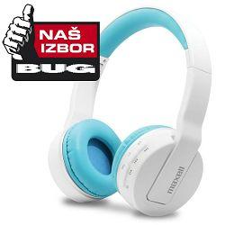 Slušalice MAXELL BT800 bijelo-plave (bežične)