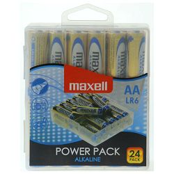 Baterija MAXELL LR-6/AA, 24 kom