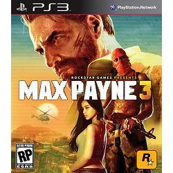 PS3 igra Max Payne 3