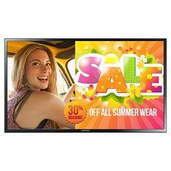 Profesionalni LCD ekran SAMSUNG MD55C LH55MDCPLGC  (LED, 140 cm)