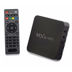 Media player ANDROID 4K MQX (RK3229, 1GB RAM, 8GB HDD, WiFi. Android 7.1)