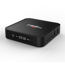 Media box ANDROID 4K TURBO95M + DISPLAY (WiFi, 2GB RAM, 8GB HDD pohranu, displej sa satom)