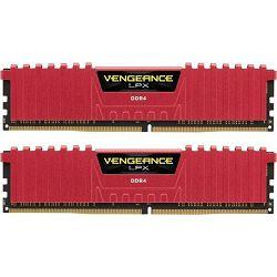 Memorija CORSAIR VENGEANCE DDR4 16GB 2400 MHz (2x8)