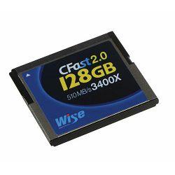 Memorijska kartica CFast 2.0 WISE 128GB