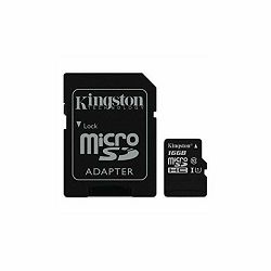 Memorijska kartica KINGSTON SD MICRO 16GB class 10 UHS-I