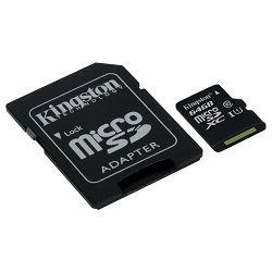 Memorijska kartica KINGSTON SD MIKRO 64GB + 1AD class 10