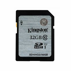 Memorijska kartica KINGSTON SDHC UHS-I CLASS 10 FLASH CARD, 32GB