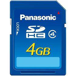 Memorijska kartica PANASONIC SDN04GE1A 4GB