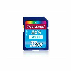 Memorijska kartica TRANSCEND SD 32GB HC WI-FI CLASS10