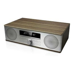 MICRO HI-FI AIO audio sustav SHARP XL-B710(BR) BROWN (90W, FM, BT, CD, MP3, USB)