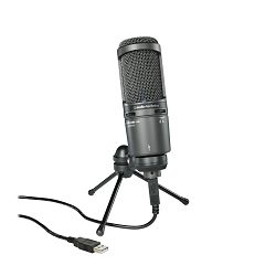 Mikrofon AUDIO-TECHNICA ATH-AT2020USB+