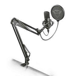 Mikrofon TRUST GXT252+ EMITA PLUS Studio crni