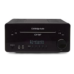 Mini linija CAMBRIDGE AUDIO One 35 W crna