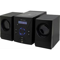Mini linija SOUNDMASTER MCD400 (CD, USB, DAB, FM)