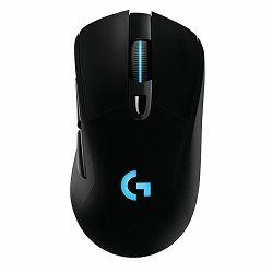 Miš LOGITECH G703 bežični gaming crni (RGB osvjetljenje)