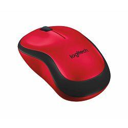 Miš LOGITECH M220 bežični crveni